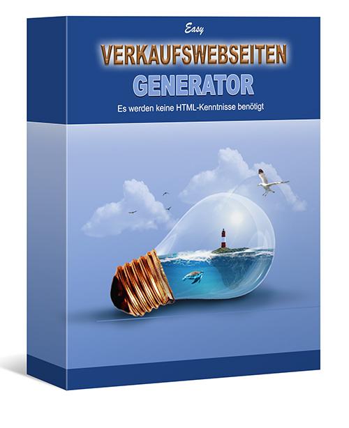 Easy Verkaufswebseiten Generator