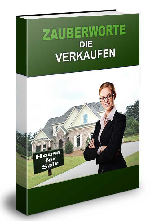 Ebook cover Zauberworte die verkaufen